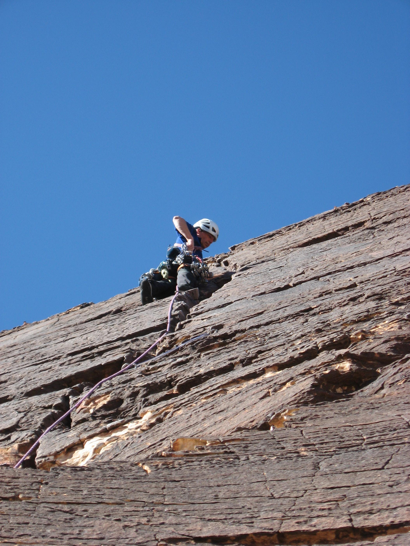 Rock Climb Red Rock, LV - Mountain Skills Rock Climbing ...